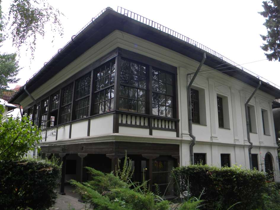 Casa Melik, astăzi Muzeul Theodor Pallady