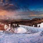Cele mai frumoase peisaje de iarnă din România