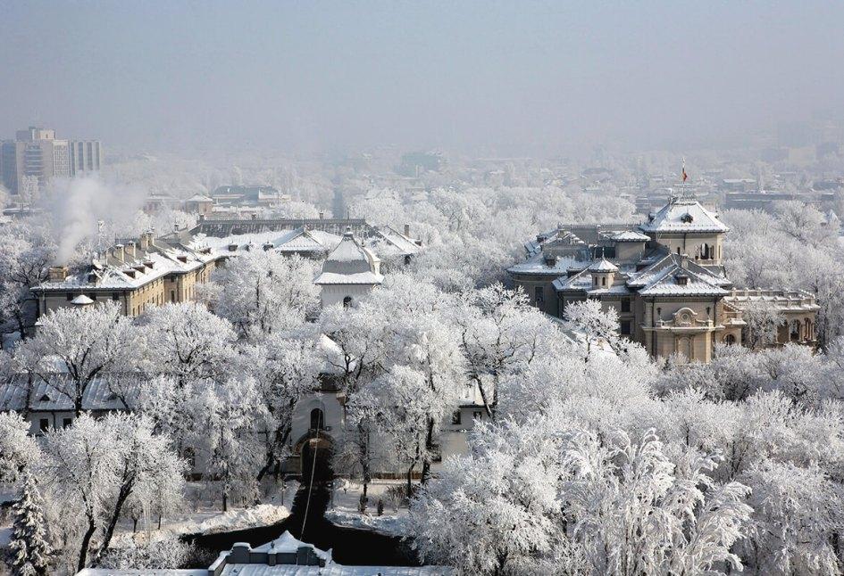 Palatul Cotroceni, Bucrești | foto: romaniadacia.files.wordpress.com