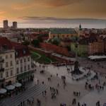 10 motive să iubești Varșovia