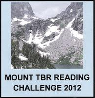 Mount TBR Reading Challenge 2012
