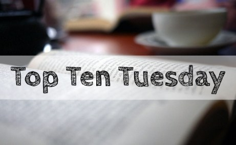 Top Ten Tuesday adapted from http://www.flickr.com/photos/ceasedesist/4812981497/