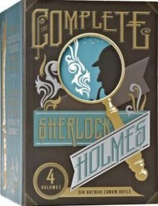 Review: The Complete Sherlock Holmes, Sir Arthur Conan Doyle