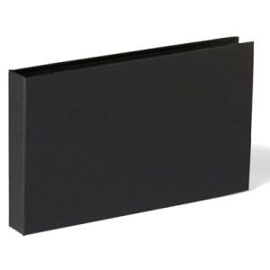black mini book
