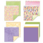 X7202B Kaleidoscope Paper Pack $9.95