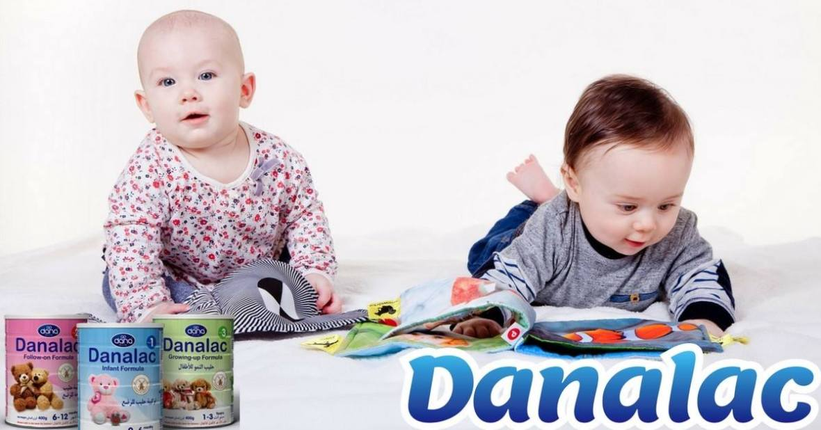 DANALAC Best Nutrition For Growing Babies