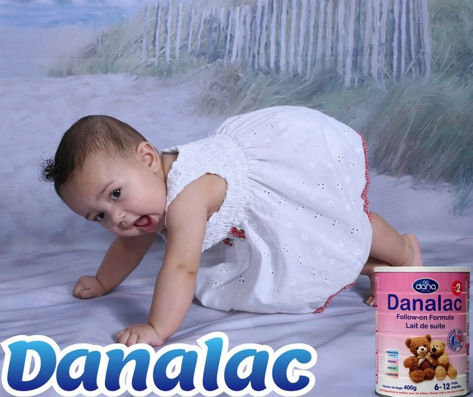 DANALAC Follow-on Formula - The changes in your little one
