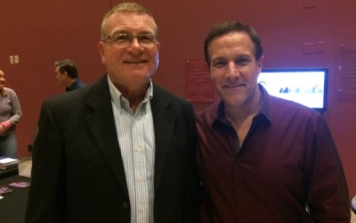 Working for and Meeting Artist Jim Brickman