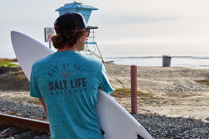149c480342e Salt Life launches new line of ocean-centric activewear products ...
