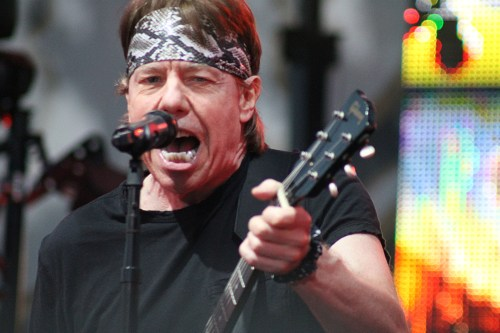 George Thorogood & The Destroyers perform last year during the 16th annual Doheny Blues Festival at Doheny State Beach. Photo by Andrea Papagianis