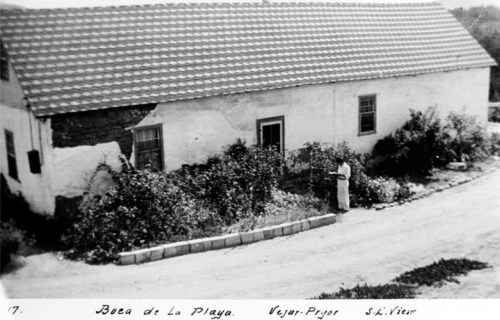 Pablo Pryor Adobe/Hide House. Courtesy Santa Ana Public Library