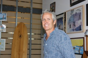Surfrider Foundation CEO Jim Moriarty has announced his desire to step down after nearly 10 years at the helm, but remain active in the organization for life. Photo: Andrea Swayne