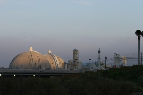 San Onofre Nuclear Generating Station. Photo: Andrea Swayne