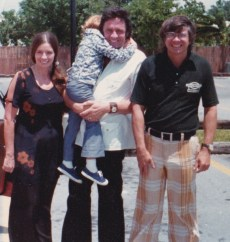 Cash Family and me  1976