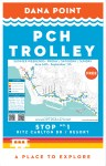Trolley signs will be posted along the Dana Point PCH Trolley route. Image: Courtesy of the city of Dana Point