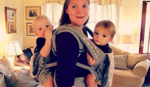 Easy Babywearing Twins