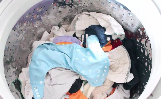 cloth diaper wash routine