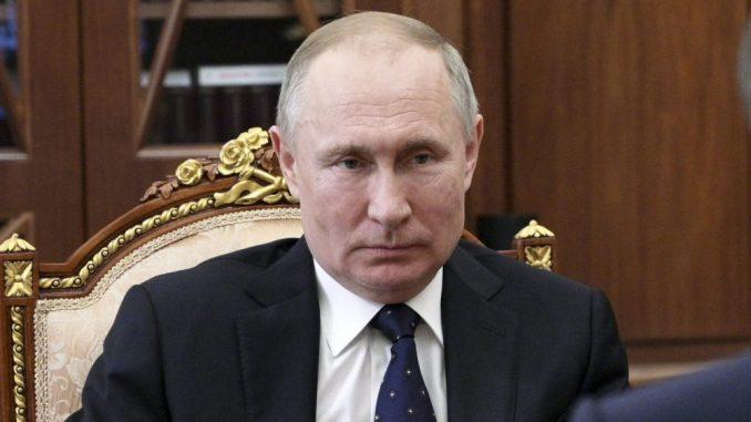 Путин: САД и Русија треба да си помагаат едни на други за време на пандемијата 1
