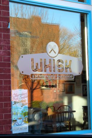 WhiskA Sustainable Bakeshop provides sweet treats to the awesome people of Saint Louis through the storefront in the Cherokee-Lemp Art District Whisk Website