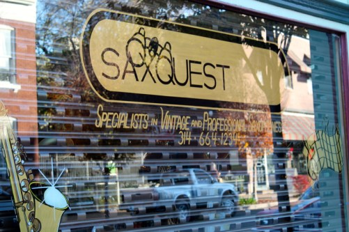SaxquestFor all your sax needs.