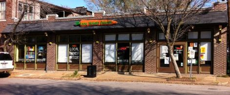 Local Harvest Grocery – Close to Arsenal, you will find Local Harvest Grocery, an independent grocery store featuring organic products and local foods.