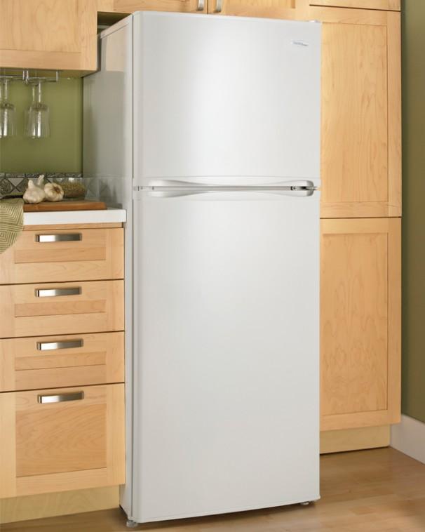 DFF123C1WDB  Danby 123 cu ft Apartment Size Refrigerator  EN