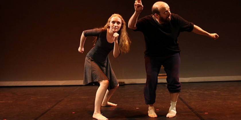 "The Dance Enthusiast Asks Yehuda Hyman/ Mystical Feet Company About ""THE MAR VISTA"" and Wartime Romance"