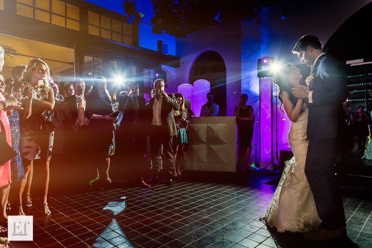 Dance Fit openingsdans bruiloft Eppel Fotografie