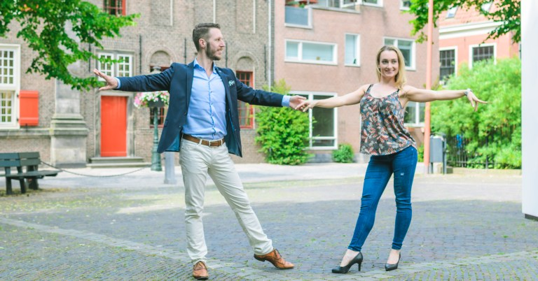 Dansschool Dance Fit Stijldansen in Leiden