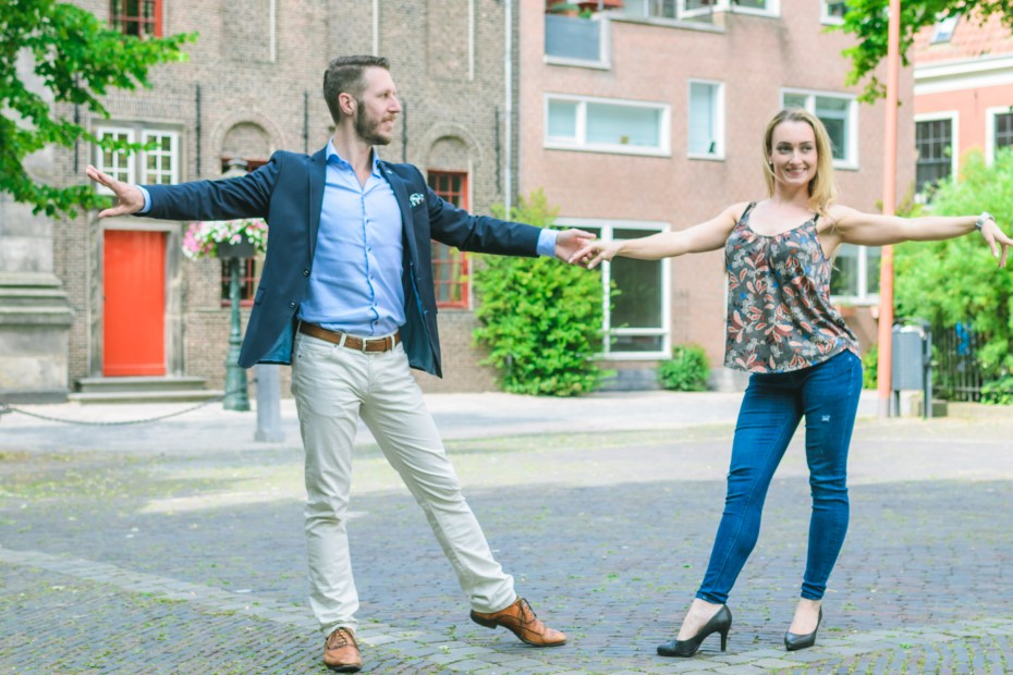 Dansschool Dance Fit Stijldansen in Leiden