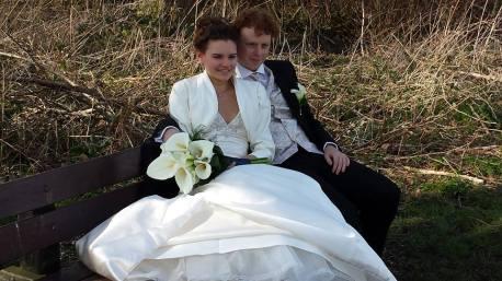 Bruiloft Arend en Mirjam
