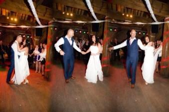 Dance Fit openingsdans builoft Michel en Linda in Leiden