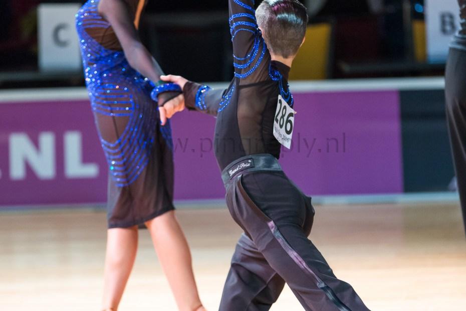 Rumba - stijldansen