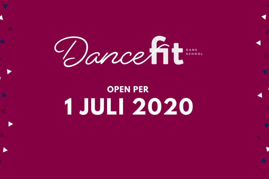 Dansschool Dance Fit in Leiden heropent COVID-19 update 5