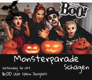 Monsterparade Schagen