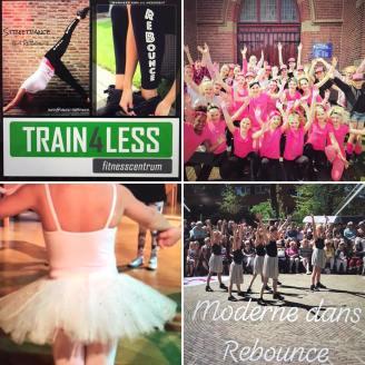 Rebounce en Train4Less