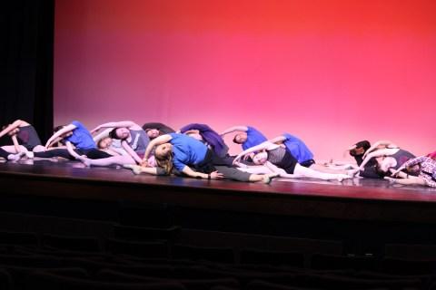 Spring Recital 2018 Warm-up Class