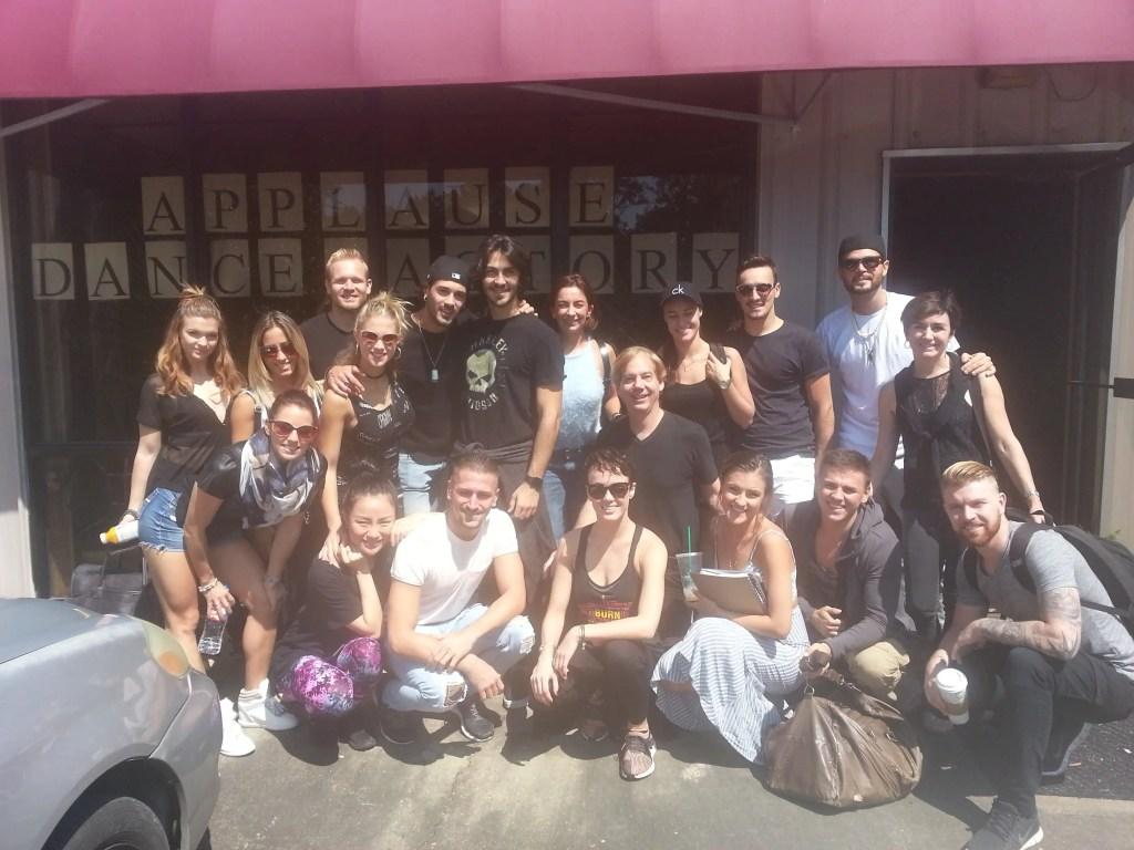 Burn The Floor at Applause Dance Factory in Ridgeland MS