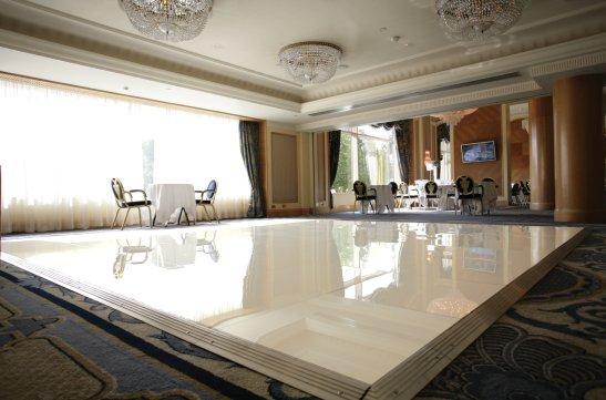Dance Floor Hire  LED White Black Dance Floors for Hire