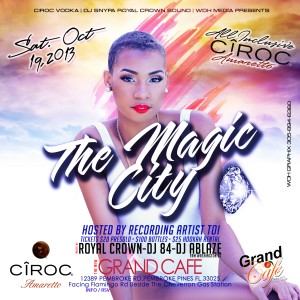 the magic city all inclusive HOESTED BY TOI