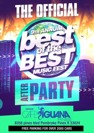 BEST OF THE BEST AFTER PARTY SIDE B