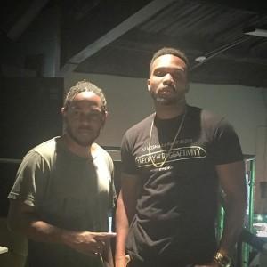 Kendrick Lamar and Assassin