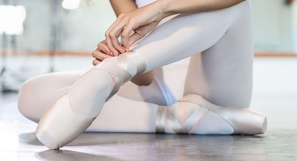 Elektra pointe shoe from S Dana  Dance Informa Magazine