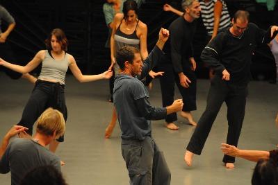 Gaga Class November 2008