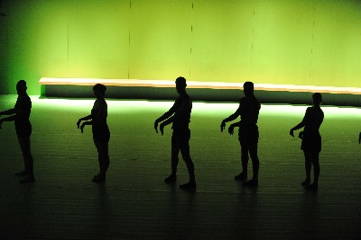 """Hora"" by Ohad Naharin"