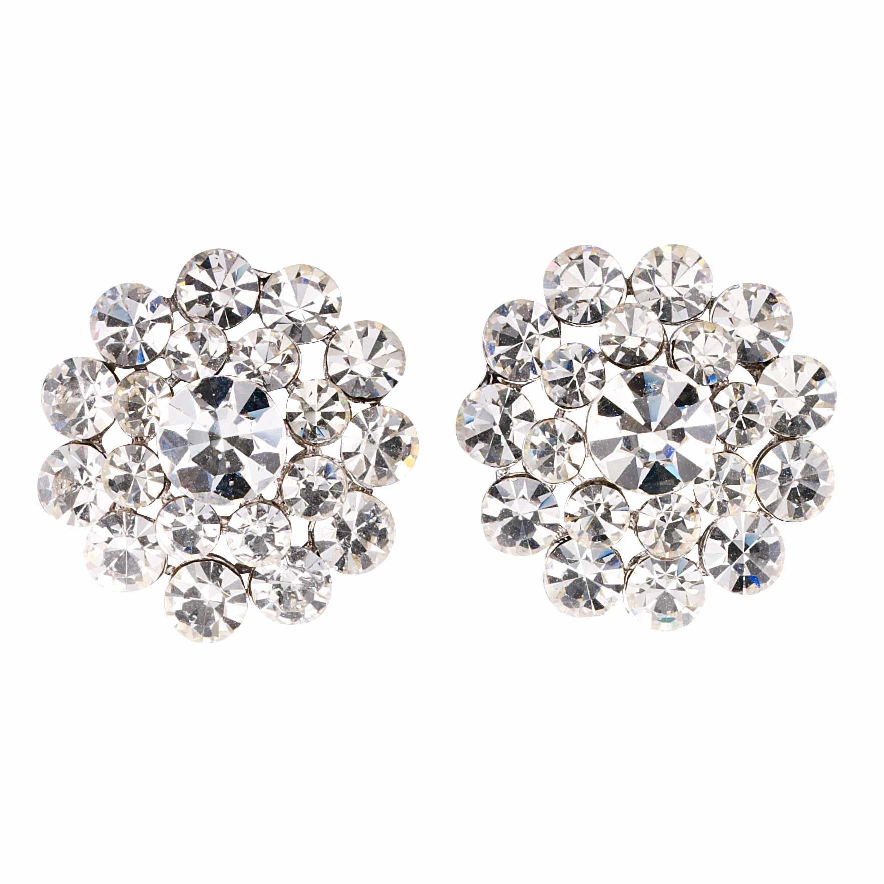 Swarovski Crystal Swarovski Clear White Diamond Crystal