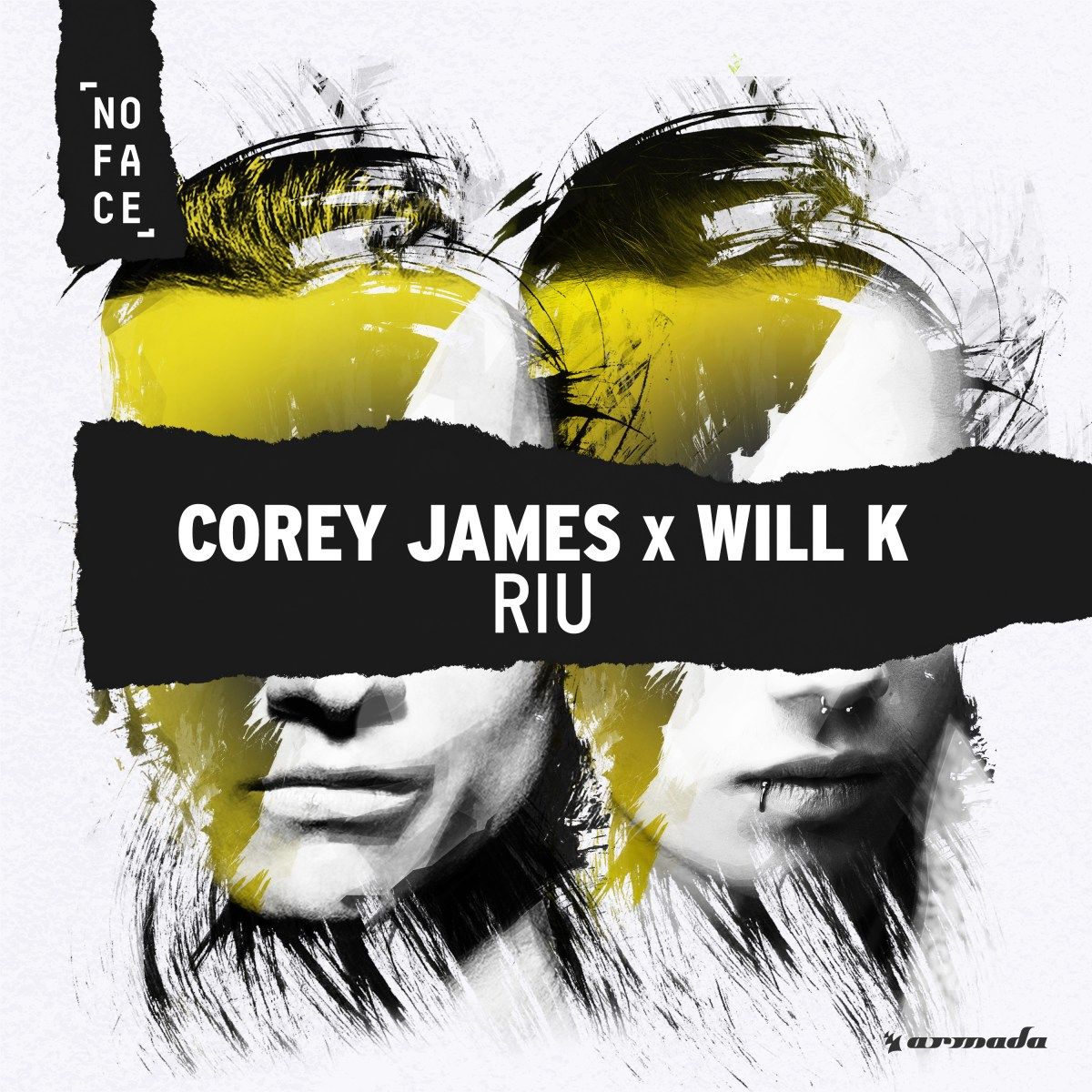 PREMIERE: Corey James x WILL K - RIU [NoFace Records]