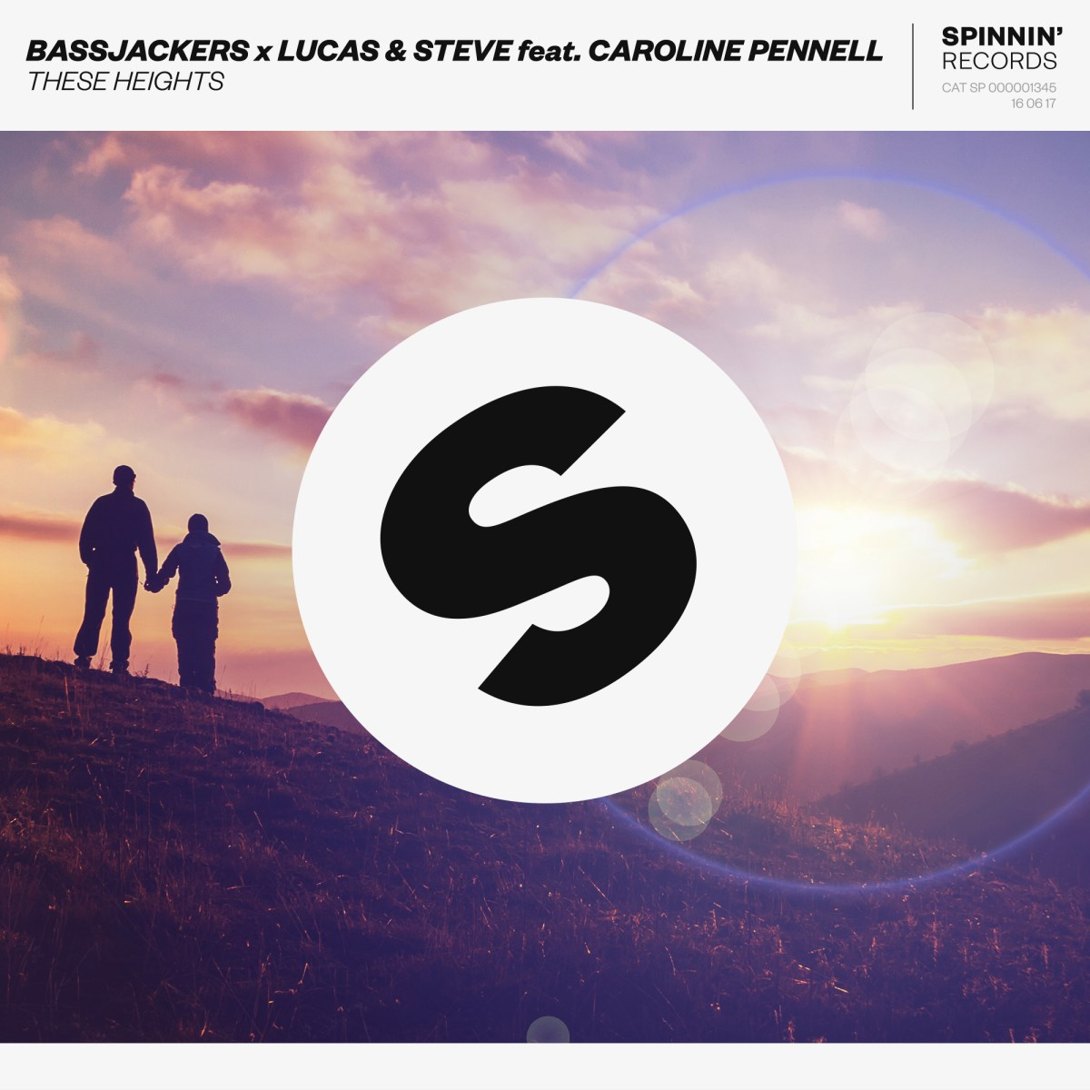 Bassjackers x Lucas & Steve feat. Caroline Pennell - These Heights [Spinnin' Records]