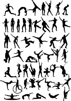 Different Types: Different Dance Types