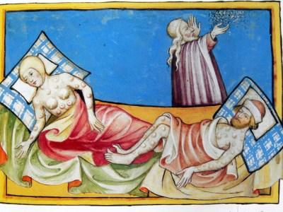 Smallpox victims